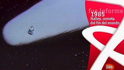Fue informe - Halley, cometa del fin del mundo (1985)) - Ver ahora