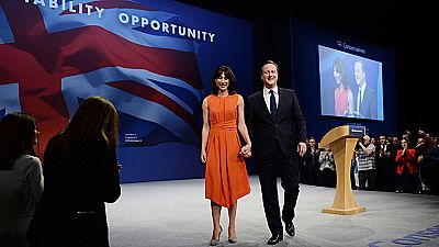 """Cameron promete """"luchar duro"""" para reformar una Europa """"demasiado grande, autoritaria y entrometida"""""""