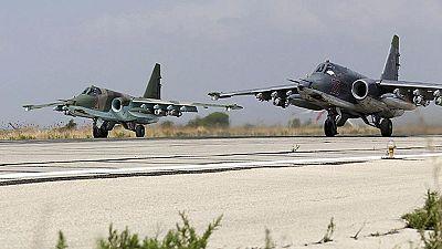 El Ejército sirio inicia una gran operación terrestre tras los bombardeos rusos
