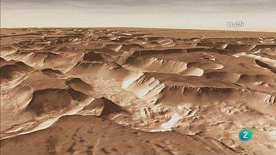 Estudiar Atacama para entender Marte