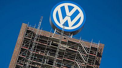 Registran varias sedes de Volkswagen por orden de la Fiscalía alemana