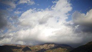 Chubascos y tormentas fuertes desde Valencia a Almería