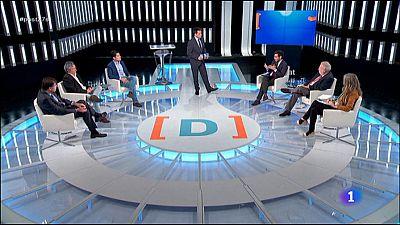 El Debat de La 1 - La posici� clau de la CUP