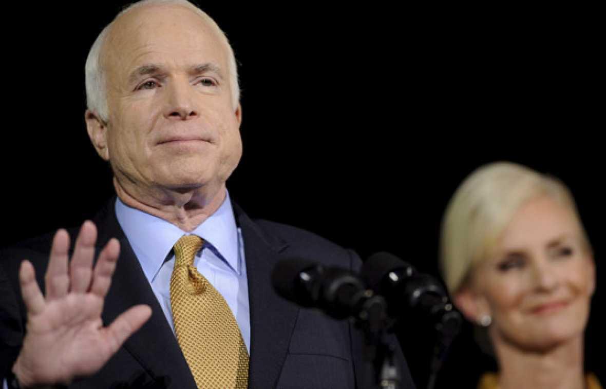 Discurso íntegro de McCain
