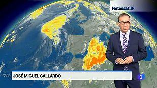 El tiempo en Andalucía - 09/10/2015