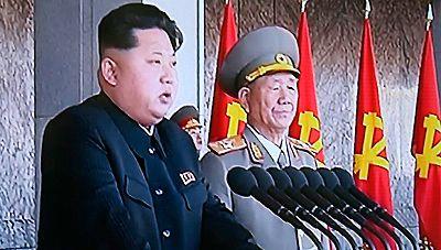 Kim Jong-un clama que está preparado para la guerra contra EE.UU. durante el 70 aniversario del Partido de los Trabajadores