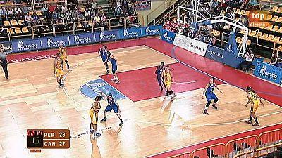 Baloncesto - Liga Femenina. 4ª jornada: Perfumerías Avenida-Spar Gran Canaria - ver ahora