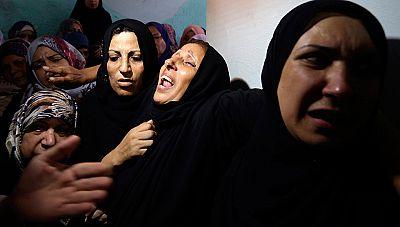 Nueva jornada de tensión entre israelíes y palestinos