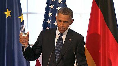 El vino de la Ribeira Sacra con el que brinda Obama