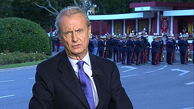 """Morenés afirma que España es """"solidaria con la crisis humanitaria internacional"""""""