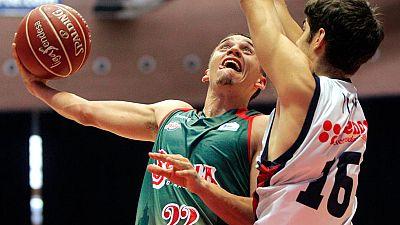 Rio Natura Monbus Obradoiro 88 - Baloncesto Sevilla 53