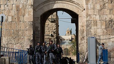 Esta mañana ha muerto otro palestino tras intentar agredir a un policía