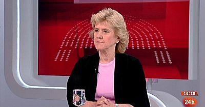 Parlamento - La entrevista - Soledad Becerril, la Defensora del Pueblo - 10/10/2015