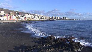 El tiempo en Canarias - 13/10/2015