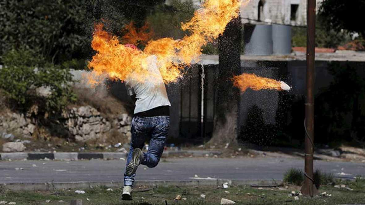 Al menos tres israel�es y un palestino muertos en Jerusal�n en una nueva 'jornada de ira'