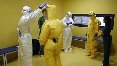 El hospital militar G�mez Ulla de Madrid referencia para el tratamiento de �bola