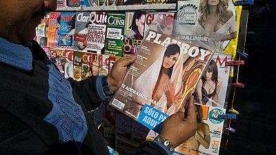 La m�tica revista Playboy dice adi�s a los desnudos