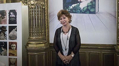 Isabel Allende presenta su novela 'El amante japon�s'