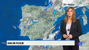 El tiempo en Andalucía - 13/10/2015
