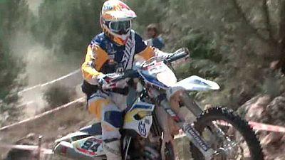 Motociclismo - Campeonato de Espa�a de Enduro. Prueba Campillos Paravientos - ver ahora