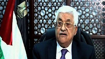 """Abás acusa a Israel de exacerbar la violencia y afirma que los palestinos mantendrán su """"lucha nacional"""""""