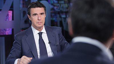 """El ministro de Industria, José Manuel Soria ha asegurado en La noche en 24 horas que el Partido Popular """"no ha sabido gestionar la corrupción"""". """"Una gran parte del descontento ha sido por las medidas económicas que hemos ido adoptando desde principio"""