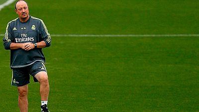 El entrenador del Real Madrid, Rafa Benítez, ha negado problemas con Ramos y en el vestuario del Real Madrid.