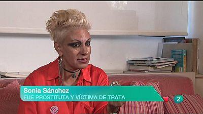 La 2 Noticias - La trata y la desgarradora experiencia de Sonia, víctima y exprostituta