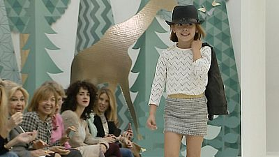 'The petite fashion week' se celebra en Madrid, hasta el domingo