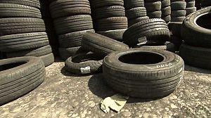 Reciclaje sobre ruedas