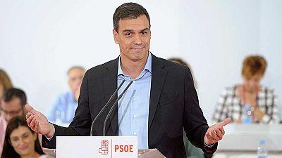 """Sánchez pide """"ejemplaridad"""" a todos aquellos que se unen a las listas del PSOE"""