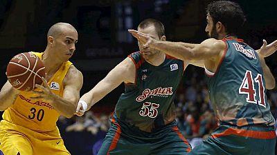 Baloncesto - Liga ACB. 2� Jornada: Sevilla-FC Barcelona - ver ahora