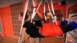 Zoom Sport - Aeroyoga. Deporte para mejorar estado físico y mental