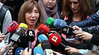 """La directora que no abrió su instituto el 9N declara que la """"presionaron"""" desde la Generalitat"""