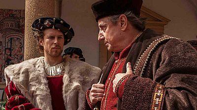 El mundo de Carlos V - Presentación Capítulo 7 - ver ahora