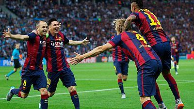 La FIFA ha dado a conocer los 23 finalistas del Balón de Oro 2015, entre los que Iniesta figura como único español y Messi parte como principal favorito.