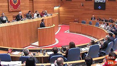 Parlamento - Otros parlamentos - Debate del estado de la autonomía en Galicia - 17/10/2015