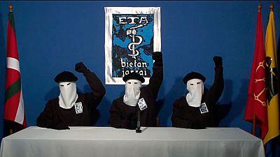 Cuatro años desde el cese definitivo de ETA
