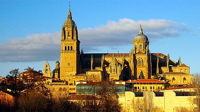 Salamanca y Alba de Tormes: 'Déjame dormir'