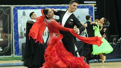 Baile deportivo - Campeonato de España de clubes y selecciones autonómicas
