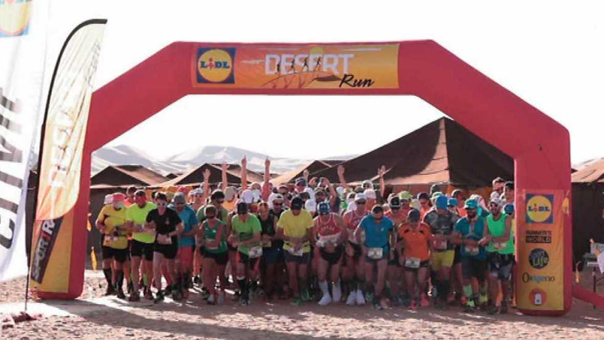 Atletismo - Desert Run 2015 - ver ahora