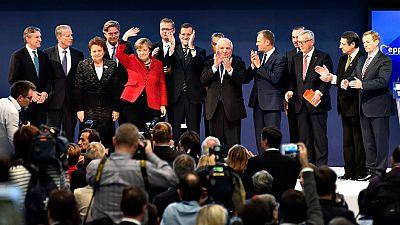 La crisis de los refugiados se ha convertido en uno de los principales asuntos del Congreso del PPE