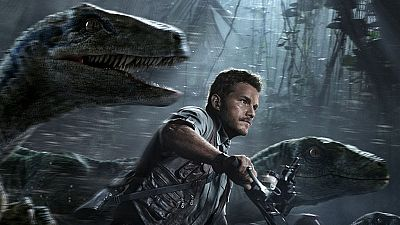 DVD: 'Jurassic World'