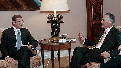 El presidente de Portugal encarga formar Gobierno al actual primer ministro Pedro Passos Coelho