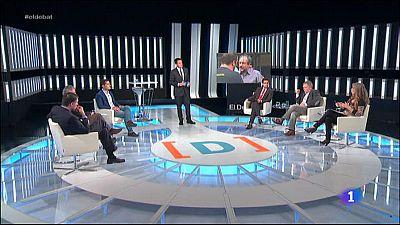 El Debat de La 1 - L'actualitat pol�tica