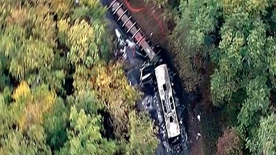 Al menos 42 muertos en el peor accidente de tráfico ocurrido en Francia desde 1982