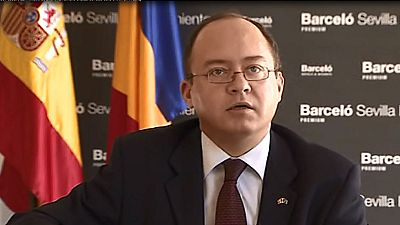 El ministro de Exteriores rumano analiza los retos de la OTAN en TVE