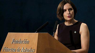 """Esther Duflo, la """"economista de la pobreza"""", Premio Princesa de Asturias de Ciencias Sociales"""