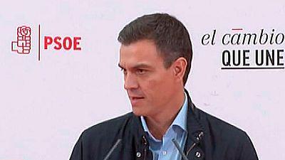 """Sánchez cree que """"patriotismo no es confundir patria con patrimonio"""""""