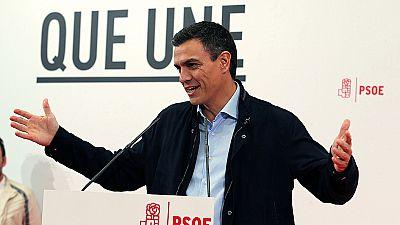 Sánchez derogará la reforma laboral, la LOMCE y la 'Ley Mordaza' si llega al Gobierno